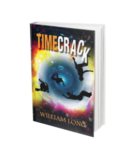 timecrack 3d hardback mock up