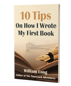10 Tips – How I Wrote My First Book